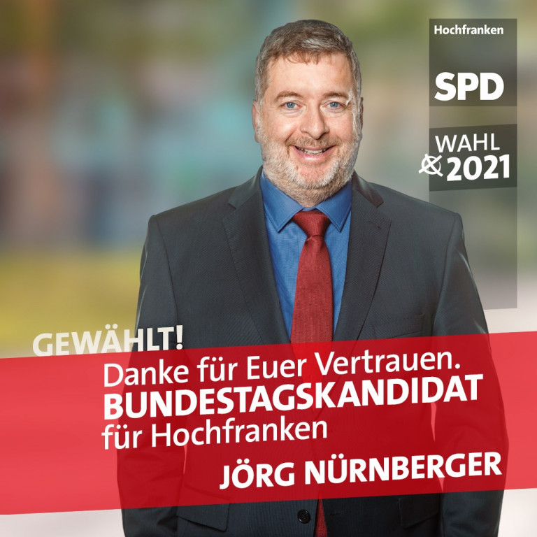 Jörg Nürnberger Nomminierung